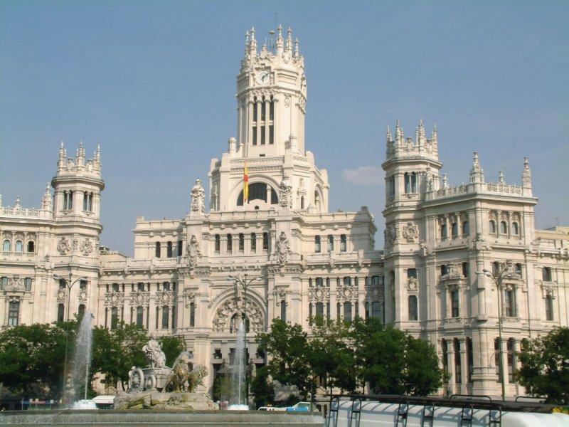3 napos városlátogatás Madridban - Hotel **** (egyéni városnézés repülővel)