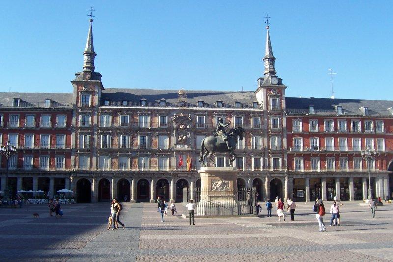 3 napos városnézés Madridban - Hotel**** (3 napos egyéni városlátogatás Madridba )