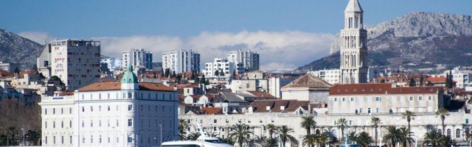 Isztria - Dalmácia - Montenegro a védett óvárosok (Rijeka, Opatija, Sibenik, Split, Dubrovnik, Budva, Mostar)