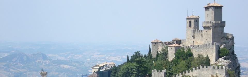 Festészet és Irodalom Észak-Olaszország - San Marino