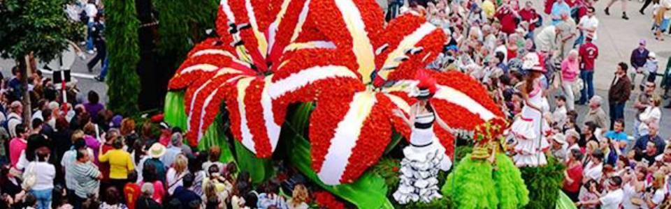 Madeira Virágkarnevál 7éj