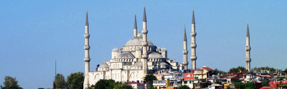 Városlátogatás Isztambulban - Törökországi Városnézés