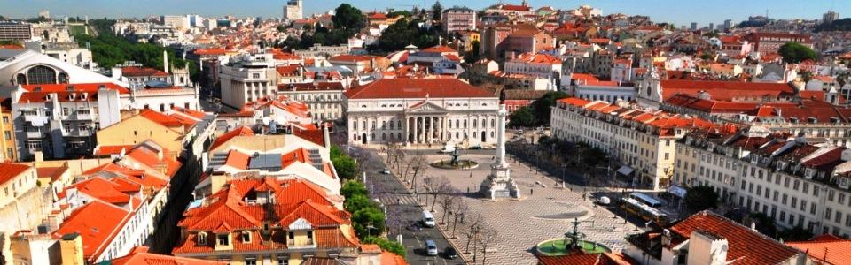 Városlátogatás Lisszabonban *** Portugál Városnézés