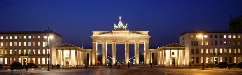 Városlátogatás Berlinben Városnézés Németország