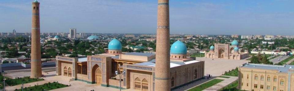 Körutazás Üzbegisztánban