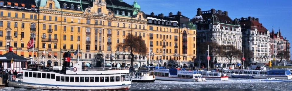 12 napos buszos körutazás Skandináviában Repülővel