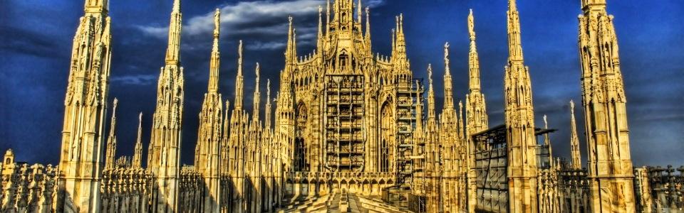 Városlátogatás Milánóban 3nap 4* Repülővel
