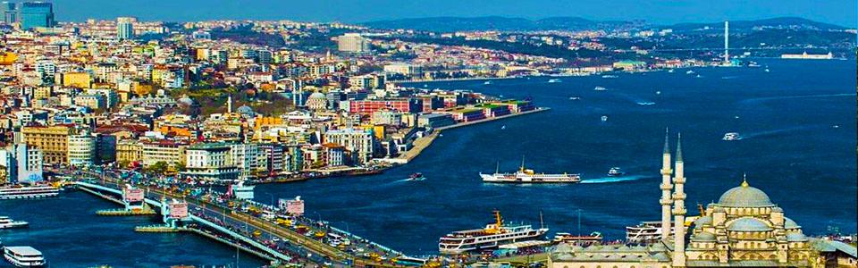 Isztambul, a Boszporusz metropolisza (Bursa)