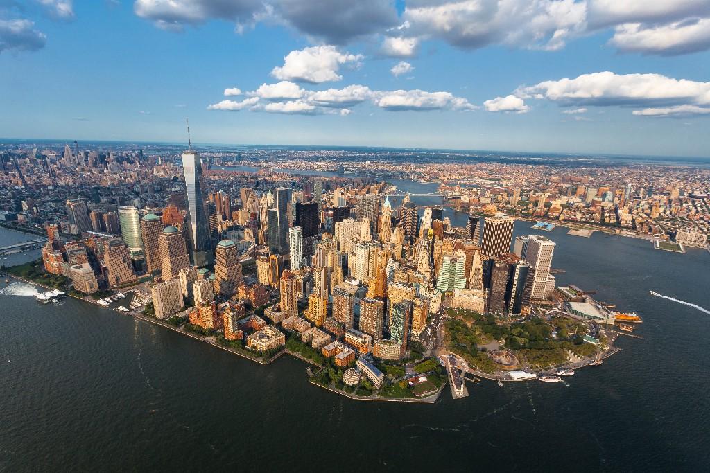 Manhattan bekapcsolódott