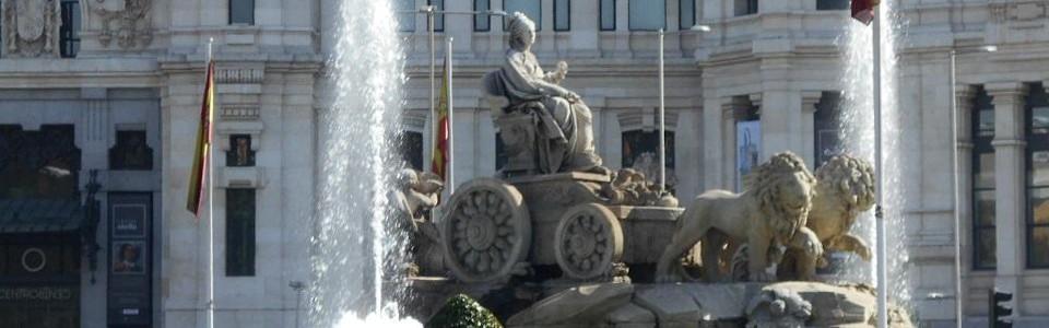 Madridi séták