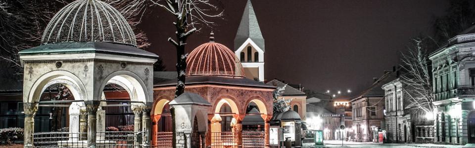 Szilveszter Bosznia-Hercegovinában