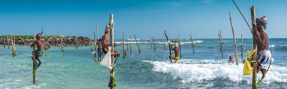 Srí Lanka körút + üdülés