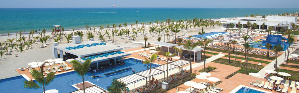 Panamaváros és üdülés RIU Palaya Blanca *****
