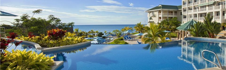 Panamaváros és üdülés Sheraton Bijao Beach Resort ****