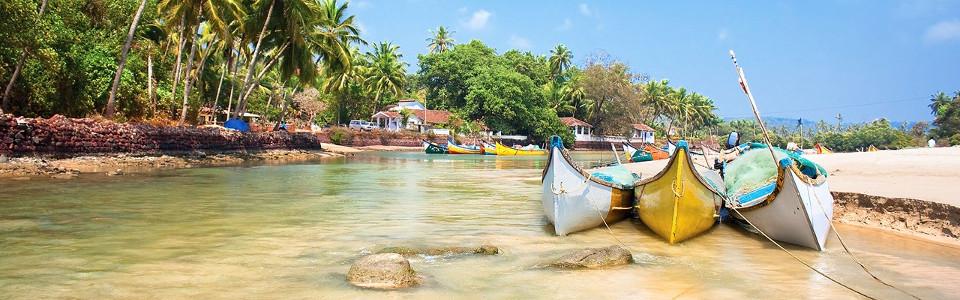 India körút + Goa tengerparti üdülés