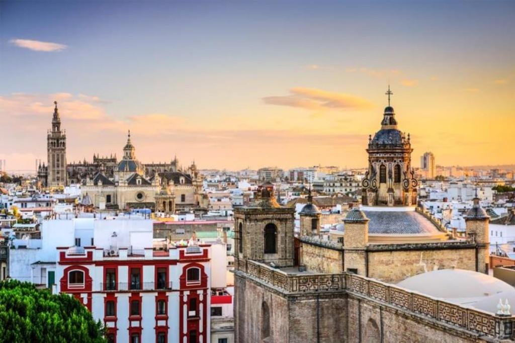 5 napos városlátogatás Sevillában - Hotel **** (egyéni városnézés repülővel)