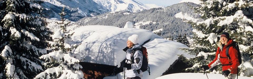 Hótalpas túra az Alpokban - Seckau