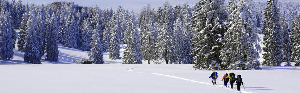 Téli túra a Dürre Wand Alpokban