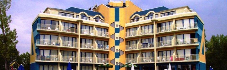 Utazás Tengerpartra: Hotel Aquamarine **** Napospart