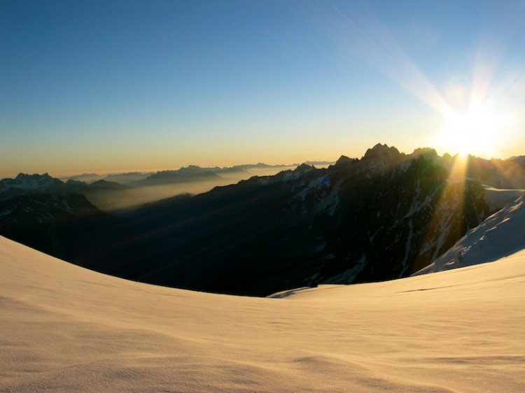 e4a851f3903a A Mont Blanc megmászása-fizikai felkészülés - Hegy Mont Blanc ...